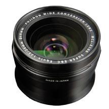 Fujifilm WCL-X100 Wide-Angle Conversion Lens for X100 Camera (Black)