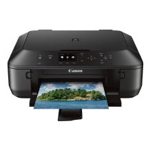 Canon PIXMA MG5520 Wireless Color All-in-One Inkjet Photo Printer (Black)