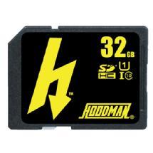 Hoodman 32GB SDHC Class 10 UHS-1 Memory Card