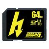 Hoodman   64GB SDXC Class 10 UHS-1 Memory Card   H1064