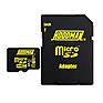 32GB Micro SDHC Memory Card with Adapter