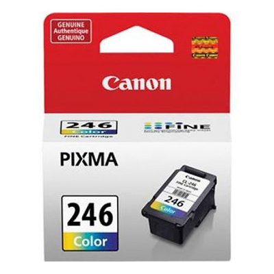 CL-246 Color Ink Cartridge for PIXMA MG2420 and MG2520 Image 0