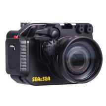 Sea & Sea MDX-RX100/II Underwater Housing for Sony Cyber-shot RX100 / RX100II Cameras