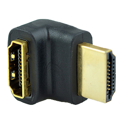 Right Angle HDMI Coupler 90 Degree Image 0