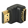 Right Angle HDMI Coupler 270 Degree