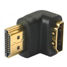 Calrad Right Angle HDMI Coupler 270 Degree