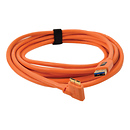 Tether Tools | 15 ft. TetherPro USB 3.0 Male A to Micro-B Right Angle Cable (Orange) | CU5454RT