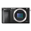 a6000 Mirrorless Digital Camera Body (Black)