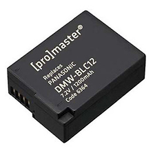 DMW-BLC12 XtraPower Lithium Ion Replacement Battery for Panasonic Image 0
