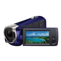 Sony HDR-CX240 Full HD Handycam Camcorder (Blue)