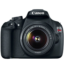 Canon EOS Rebel T5 Digital SLR Camera with EF-S 18-55mm f/3.5-5.6 IS II Lens