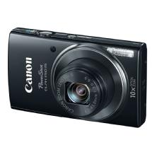 Canon PowerShot ELPH 150 IS Digital Camera (Black)