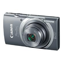 Canon PowerShot ELPH 140 IS Digital Camera (Gray)