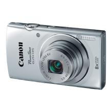 Canon PowerShot ELPH 135 Digital Camera (Silver)