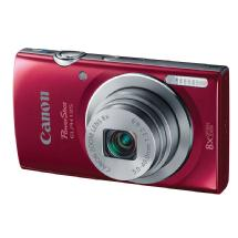 Canon PowerShot ELPH 135 Digital Camera (Red)