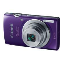 Canon PowerShot ELPH 135 Digital Camera (Purple)
