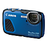 PowerShot D30 Waterproof Digital Camera (Blue) Thumbnail 0