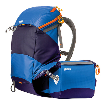 rotation180° Panorama Backpack (Tahoe Blue) Image 0