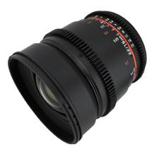 Rokinon 16mm T/2.2 Cine Lens for Canon EF