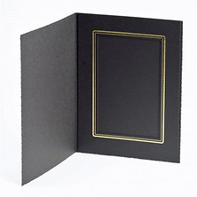 4X6 V Ebony Folder Image 0