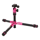 MeFOTO | DayTrip Tripod Kit (Hot Pink) | A0320Q00H