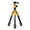 MeFOTO | DayTrip Tripod Kit (Yellow) | A0320Q00Y