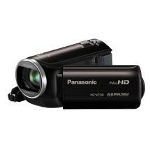 Panasonic HC-V130 Full HD Camcorder (Black)