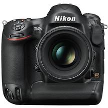 Nikon D4S Digital SLR Camera Body
