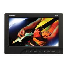 Marshall Electronics M-CT7 7 In. Camera Top Monitor with Nikon EN-EL3e Plate/Battery/Charger