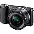 a5000 Mirrorless Digital Camera with 16-50mm Lens (Black)