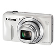 PowerShot SX600 HS Digital Camera (White)