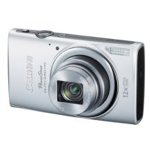 Canon PowerShot ELPH 340 HS Digital Camera (Silver)