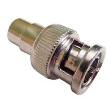 Calrad BNC Male to RCA Female Adapter 75 Ohm Version