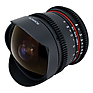 8mm T/3.8 Fisheye Cine Lens with Removable Hood for Nikon F Thumbnail 2