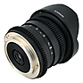 8mm T/3.8 Fisheye Cine Lens with Removable Hood for Sony E Thumbnail 4
