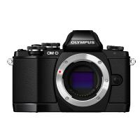Olympus | OM-D E-M10 Micro Four Thirds Digital Camera Body (Black) | V207020BU000