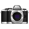 Olympus OM-D E-M10 Micro Four Thirds Digital Camera Body (Silver)