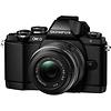 Olympus OM-D E-M10 Micro Four Thirds Digital Camera with 14-42mm Lens (Black)