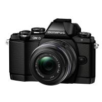 Olympus | E-M10 16Megapixels With ED 14-42mm (Black) | V207021BU000