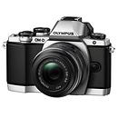 Olympus | OM-D E-M10 Micro Four Thirds Digital Camera with 14-42mm Lens (Silver) | V207021SU000