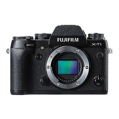 X-T1 Mirrorless Digital Camera Body Only (Black) Image 0
