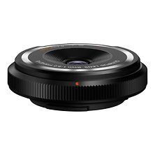 BCL-0980 9mm f/8.0 Fisheye Body Cap Lens (Black) Image 0