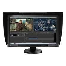 ColorEdge CG277 27 In. Hardware Calibration IPS LCD Monitor Image 0