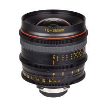 Tokina Cinema ATX 16-28mm T3.0 Lens PL Mount