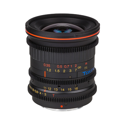Cinema AT-X 11-16mm T3.0 Lens for Canon EOS Image 0