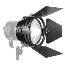 Fiilex P2Q Convers Kit With 5 In. Fresnel/Barndoor