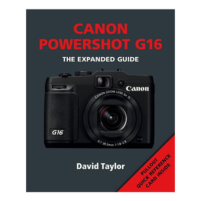 The Expanded Guide - Canon Powershot G16 Image 0