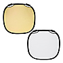 33 In. Collapsible Reflector (Gold/White)