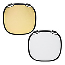 Profoto | 33 In. Collapsible Reflector (Gold/White) | 100964