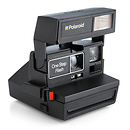 The Impossible Project | Black Flash 600 Camera Kit | 3114